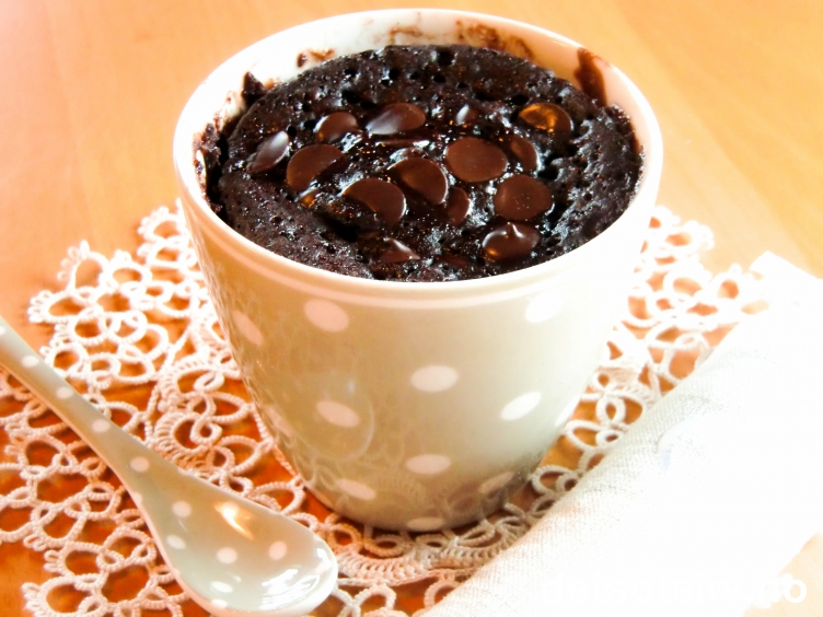 Cake Images Satish : How to make Chocolate Mug Cake - scribhun
