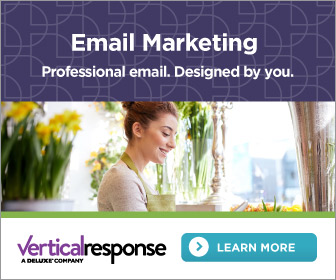 VerticalResponse: Best Email Marketing Software for Your Business