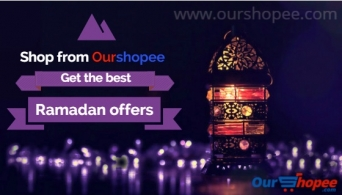 Celebrate your Ramadan with OurShopee, Get the best online deals & offers!!!