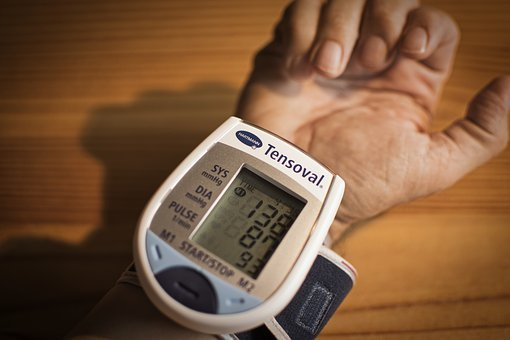 High Blood Pressure might increase the risk of Glaucoma