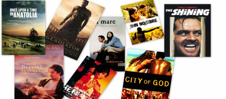 My favorite 10 movies