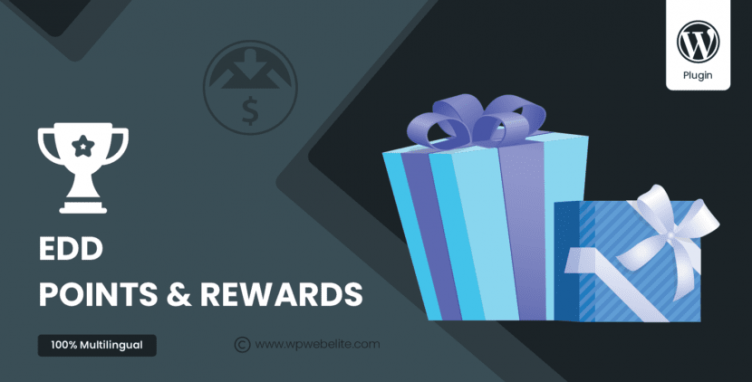 Easy Digital Download Points and Rewards