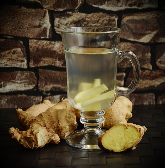 Prevent Belly Fat with Ginger