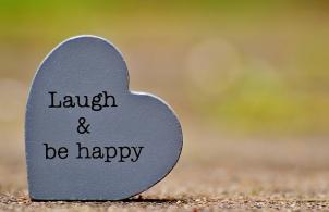 Laugh and Suppress Depression