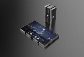 A Foldable SmartPhone - DrasPhone